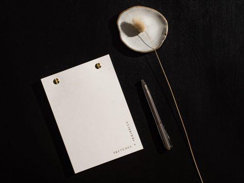 Sketch Book Ivory