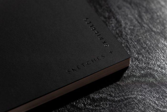 Sketch Book Black